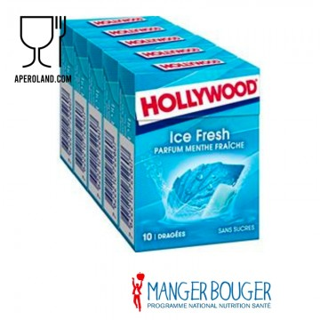 Hollywood Chewing-gum Ice...