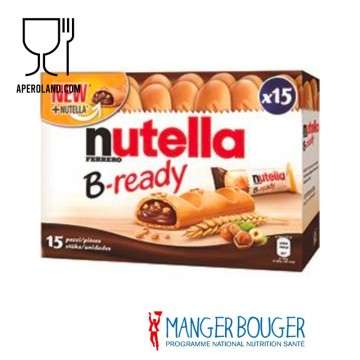 Nutella Biscuits B-Ready 330g