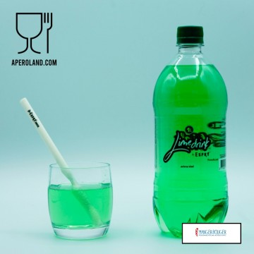 """Lime Drink """"édition Red Kiss"""" KIWI"""